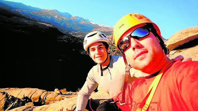 Spanish climber sacrifices life for a friend