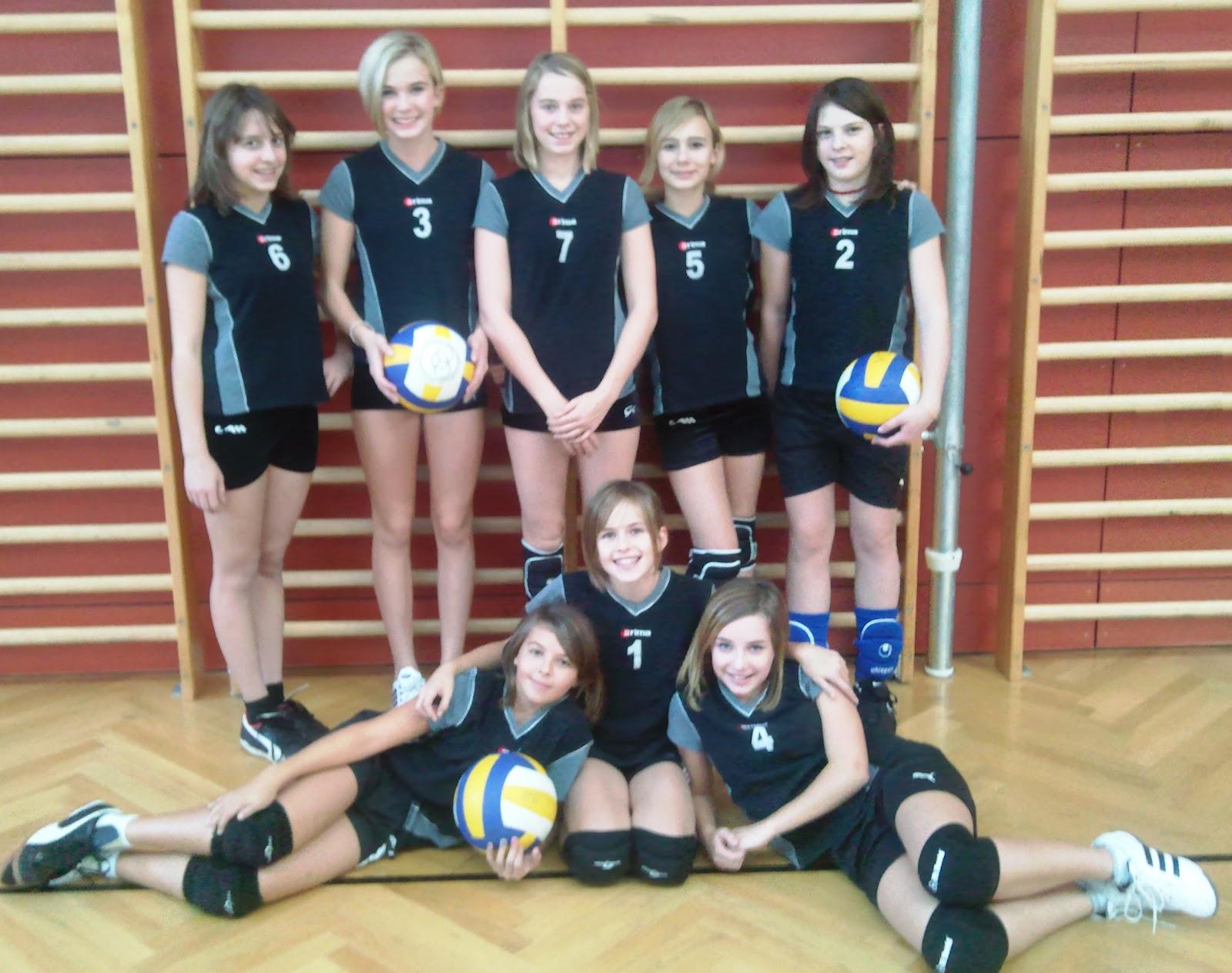 U13 Mädchen - 1.Runde