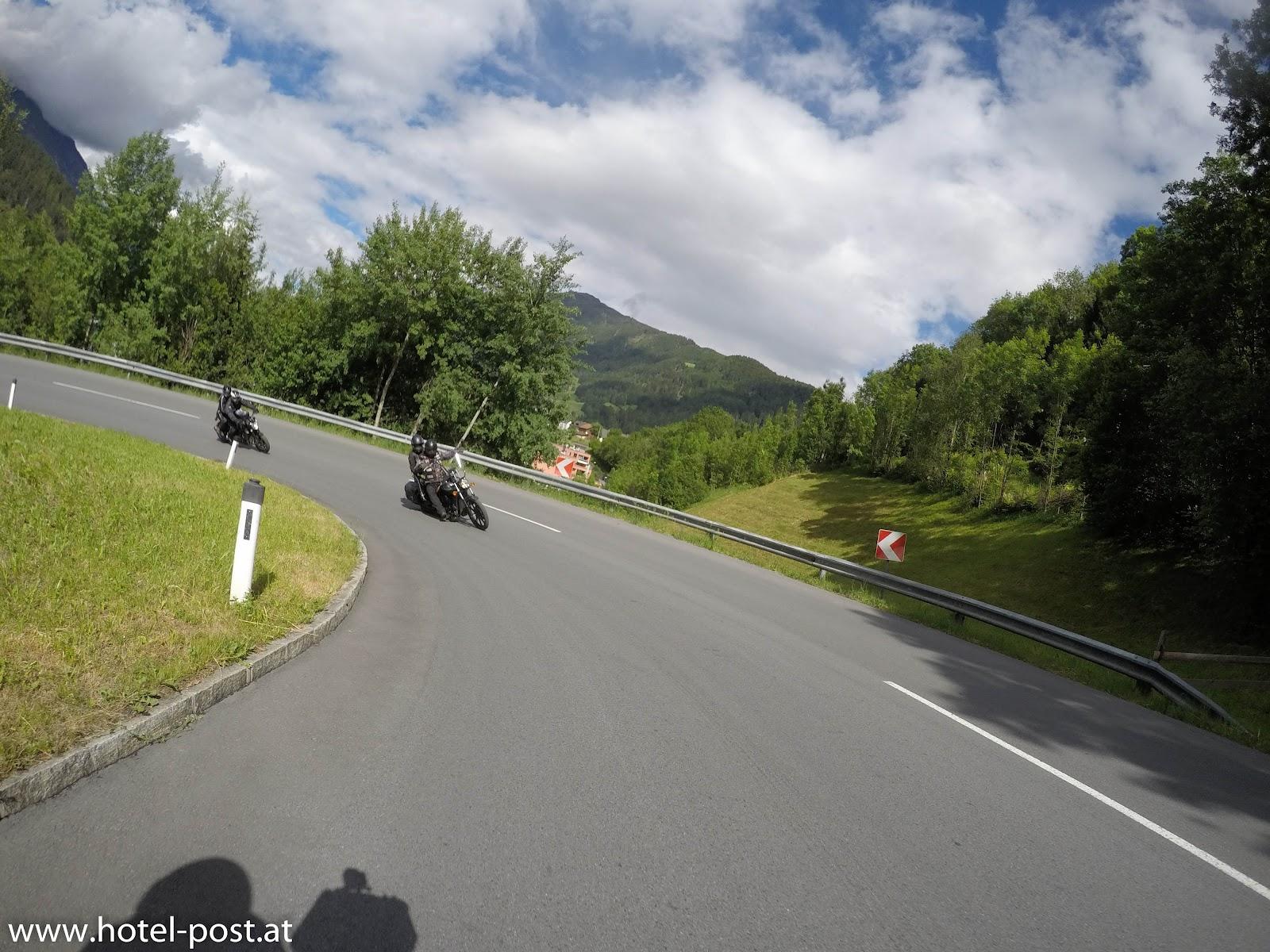 Motorrad - 04.06.2017 postWirt´s geführte Motorradtour
