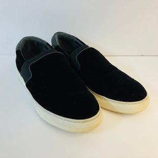 Balenciaga Velvet Sneakers