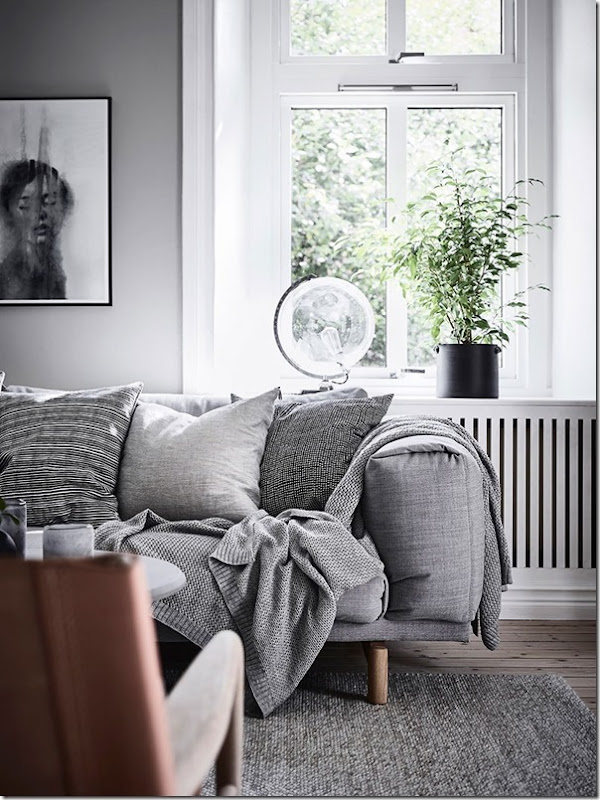 elementi per arredare casa in stile nordico