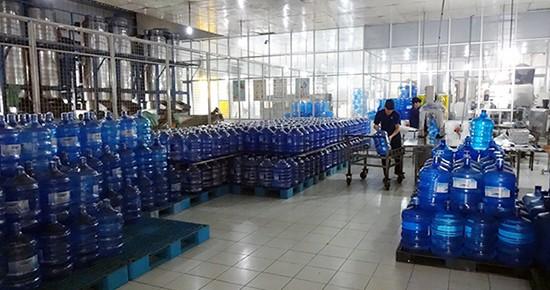 cơ sở sản xuất nước