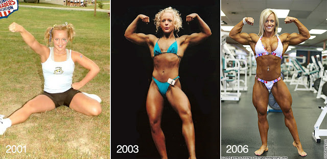 Cindy Phillips transformation