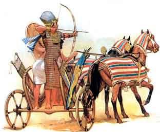 Армия Древнего Египта