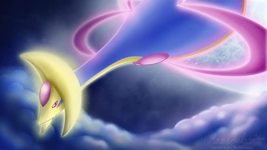 Pokémon Go: il nuovo Pokemon leggendario è Cresselia di Sinnoh.