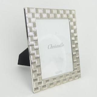 Christofle Sterling Silver Frame