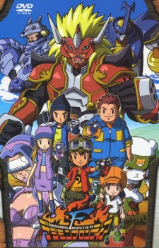 Xem phim Digimon Frontier (Ss4) - Digimon Season Four   Digimon Ss4 Vietsub