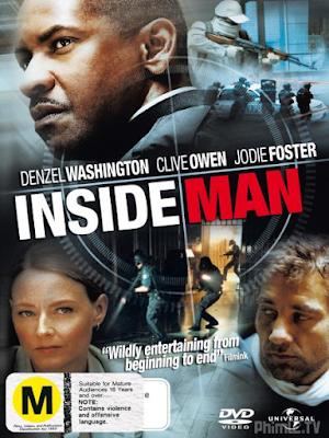 Phim Điệp Vụ Kép - Inside Man (2006)