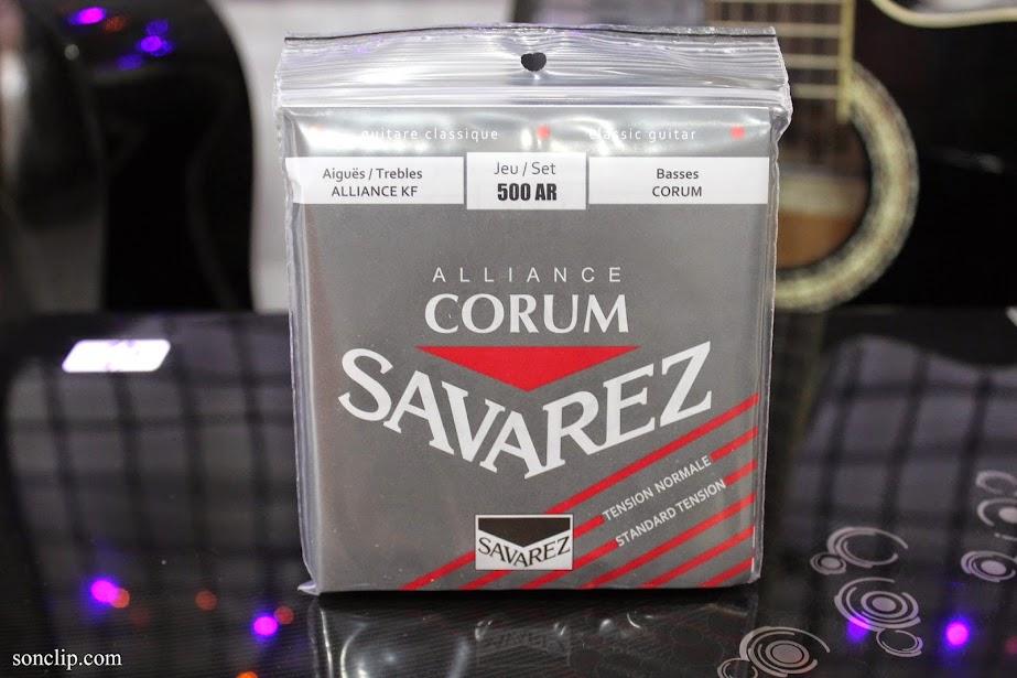 Dây Đàn Guitar Classic - Savarez 500AR