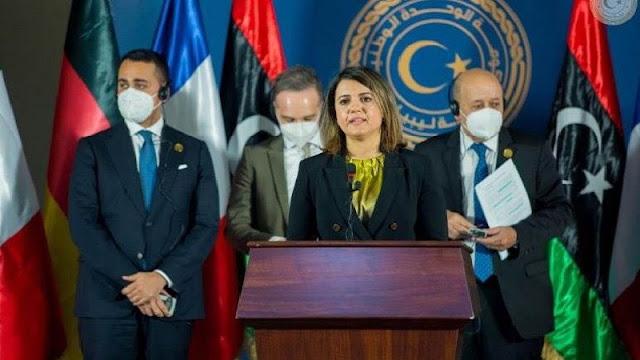 وزيرة خارجية ليبيا : الدول التي لا تمنح تأشيرات للمواطن الليبي سيتم غلق سفاراتنا فيها