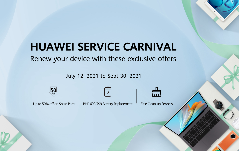 Patty Villegas - The Lifestyle Wanderer - Huawei - Nova 8i giveaway - discounts