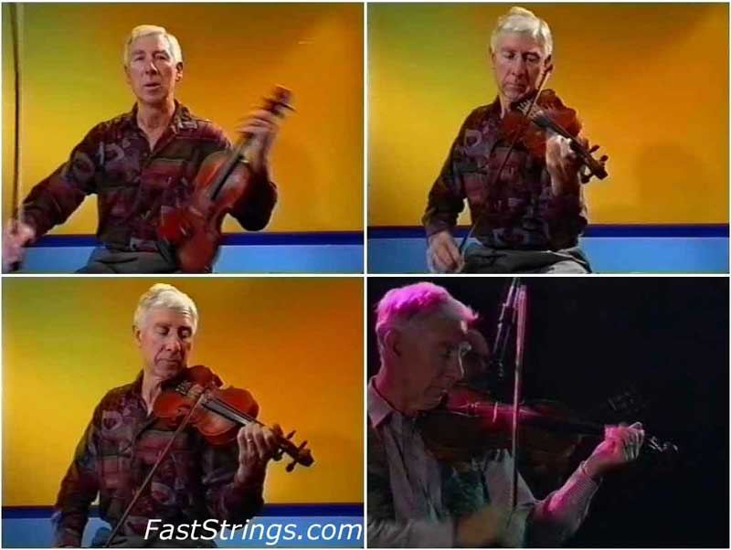 Charlie Lennon - Irish Fiddle Techniques
