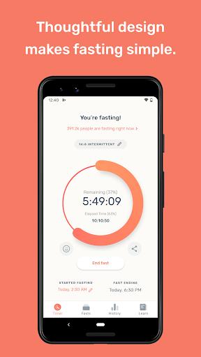 Image of Zero - Fasting Tracker 1.0 1