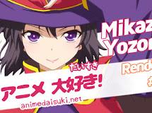 Anime Render Pack 1: Mikazuki Yozora