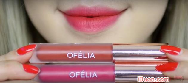 Son kem Ofelia Touch Of Rose của ChangMakeup màu nào phù hợp với bạn? + Hình 6