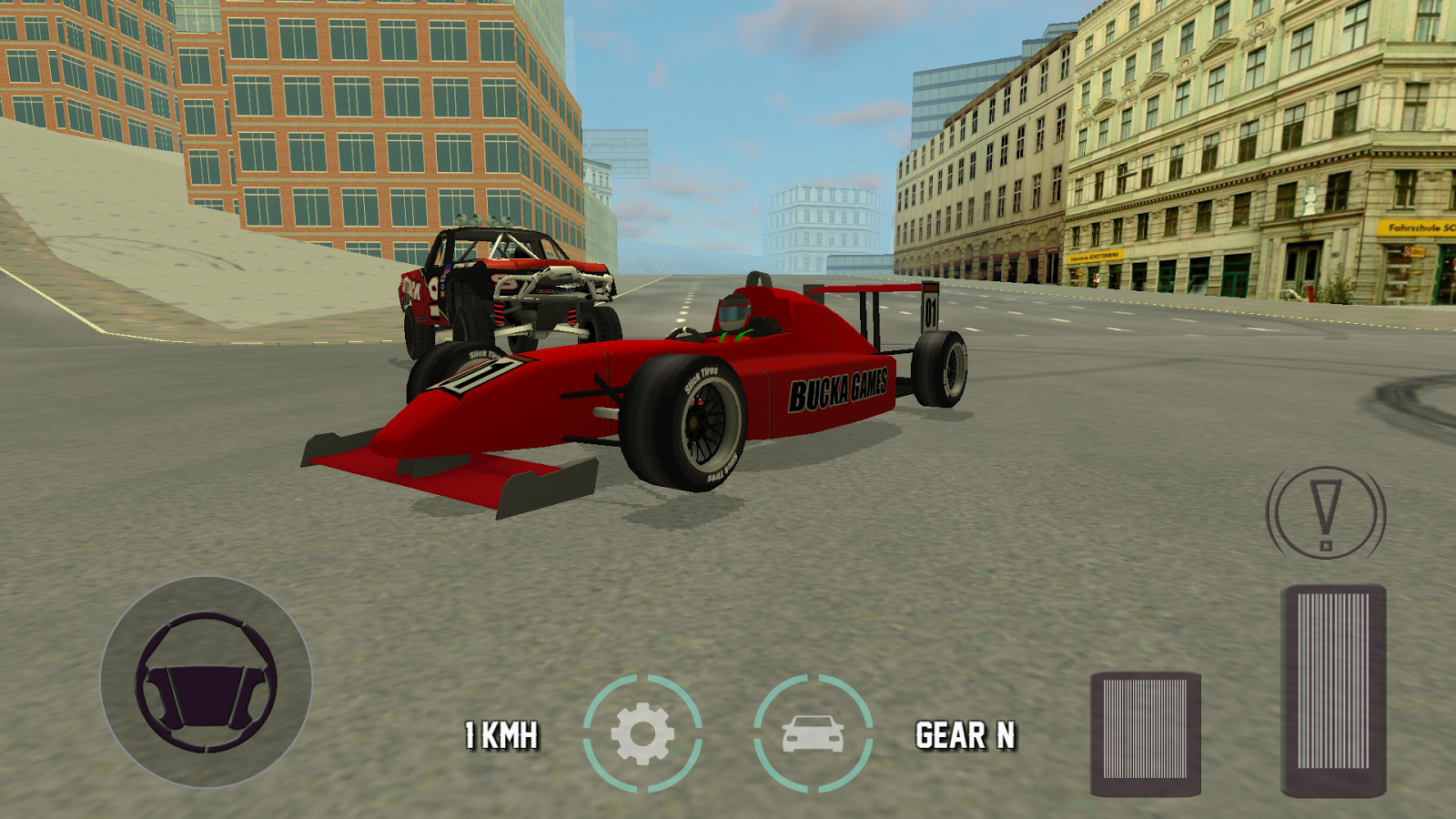fast racing car simulator android apps on google play. Black Bedroom Furniture Sets. Home Design Ideas