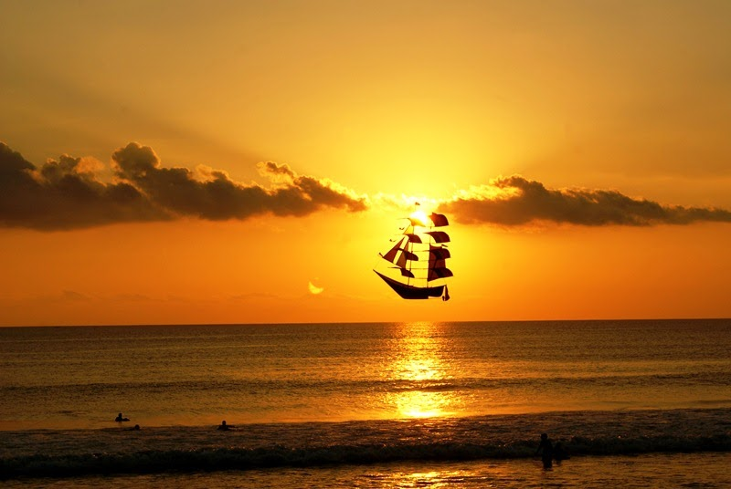 Sailing the Sky