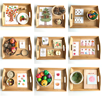 Favourite Activity Trays for Autumn