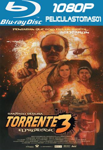 Torrente 3: El protector (2005) BDRip m1080p