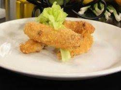 Honey Baked Chicken Fingers Recipe