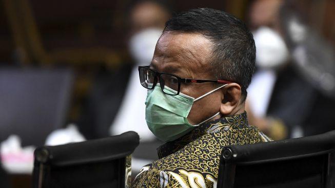 Tuntutan Edhy Prabowo Dianggap Ringan, ICW: Sama dengan Tuntutan Kades