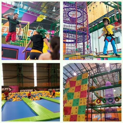 Alami Cabaran Dan Keriangan Di EnerZ Indoor Extreme Park