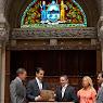 Honoring Drew Podgorski On The NYS Senate Floor