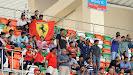Formula 1 Fans on the grandstand