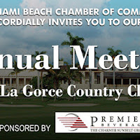 Annual Meeting at La Gorce Country Club