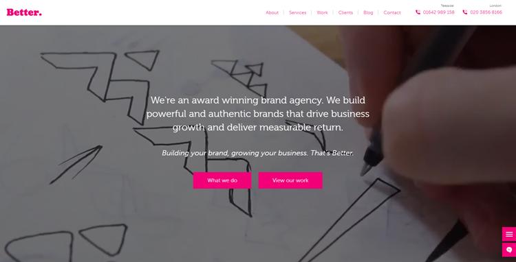 10 sitios web hechos con animaciones CSS