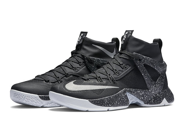 Nike Launches the LeBron Ambassador 8 Oreo in Asia