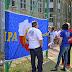 Pierwszy Turniej Piłki Nożnej IPA w Szczecinie, który miał miejsce w Szczecinie-Wielgowo w dniu 25 kwietnia 2015 r. Autorzy zdjęć : kol. Marek Fiszer i Paweł Lubowicz z Regionu IPA - Stargard Szczeciński