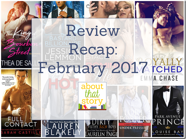 Review Recap: February 2017