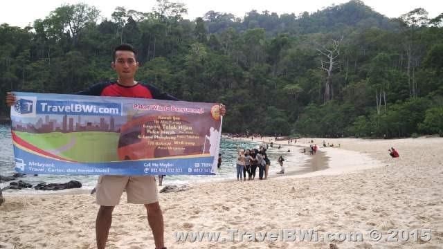 Paket Wisata Tour Banyuwangi - Green Bay