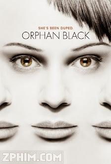 Hoán Vị 1 - Orphan Black Season 1 (2013) Poster