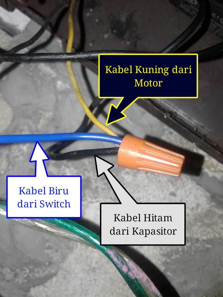 kipas menyambungkan kabel-kabel exhaust fan maspion on kipas dinding,  kipas tangan, kipas dibawa wrg-1822] circuit diagram kipas angin