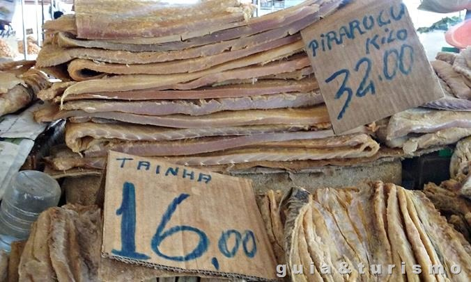 Os sabores do Pará