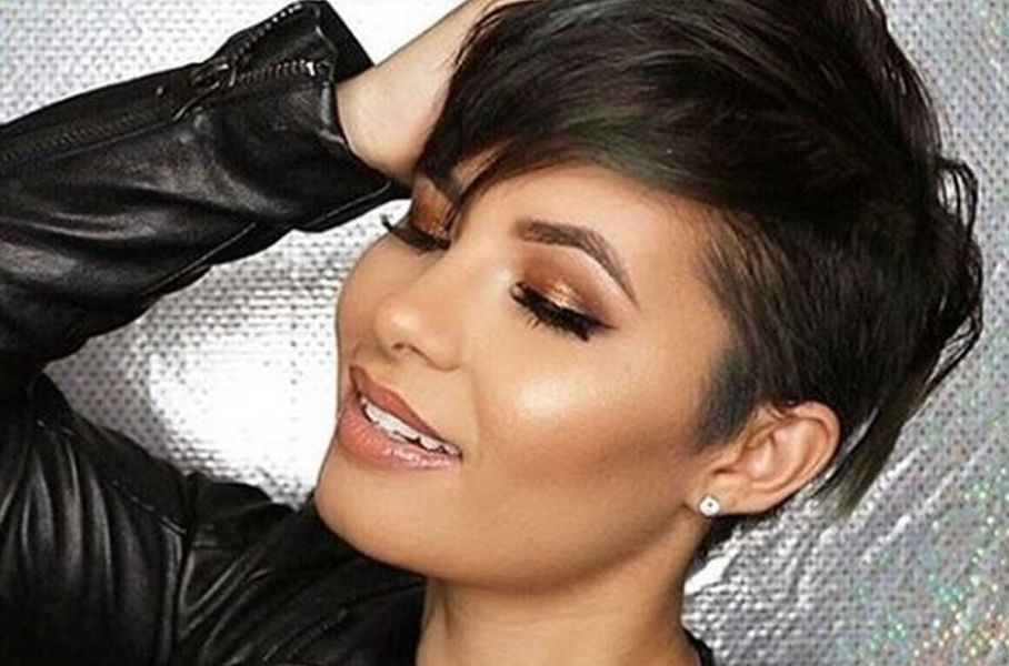 ATTRACTIVE SHORT HAIR COLOR STYLES FOR LADIES IN 2019 1