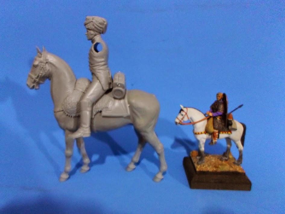 Trumpeter 1st Westphalian Cuirassiers Regiment 1813 MiniArt 1/16 SAM_1810