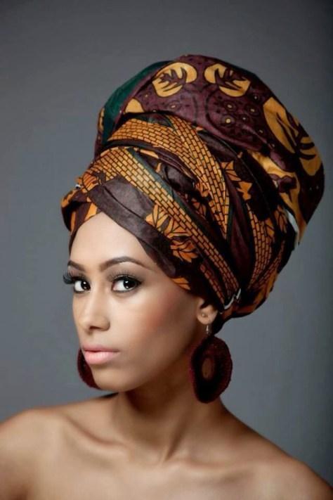 African Beautiful Gele Styles 2017