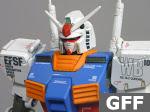 Earth Federation Forces (EFF) RX-78-2 Gundam ver.Ka