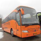 Mercedes Tourismo van Van Fraassen Travelling bus 458 (Jaap)