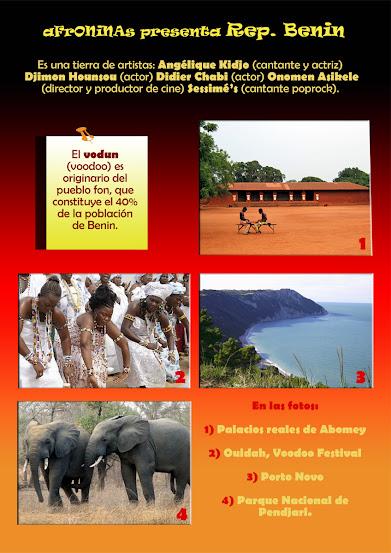 Africa, República de Benin