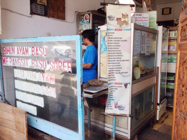 [Food Destination] Kuliner Cirebon - Mie Murni