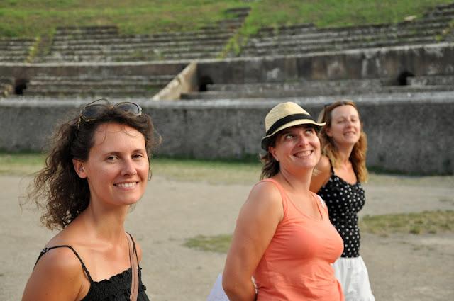 Pompéi: les gladiatrices