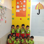 Circle Day in Nursery Class at Witty World