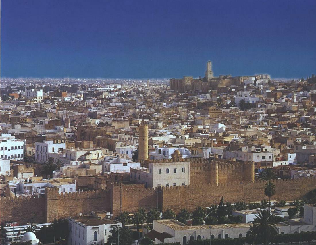 Медина в Суссе - отдых в Тунисе