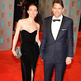 OIC - ENTSIMAGES.COM - Claire Forlani and Dougray Scott at the EE British Academy Film Awards (BAFTAS) in London 8th February 2015 Photo Mobis Photos/OIC 0203 174 1069
