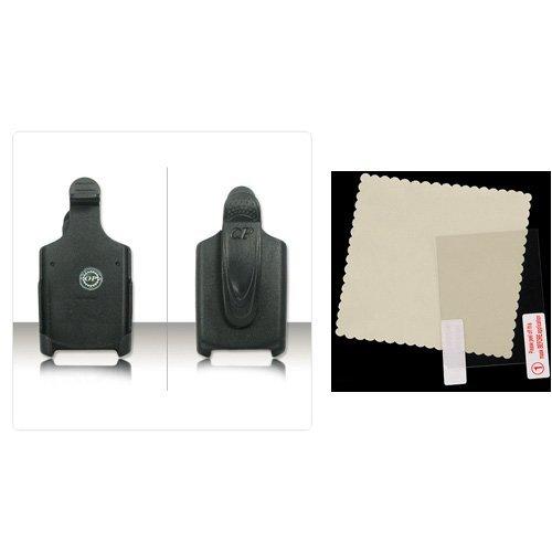 PCMICROSTORE Brand Swivel Belt Clip Holster for Samsung SCH-R500 R500 Hue