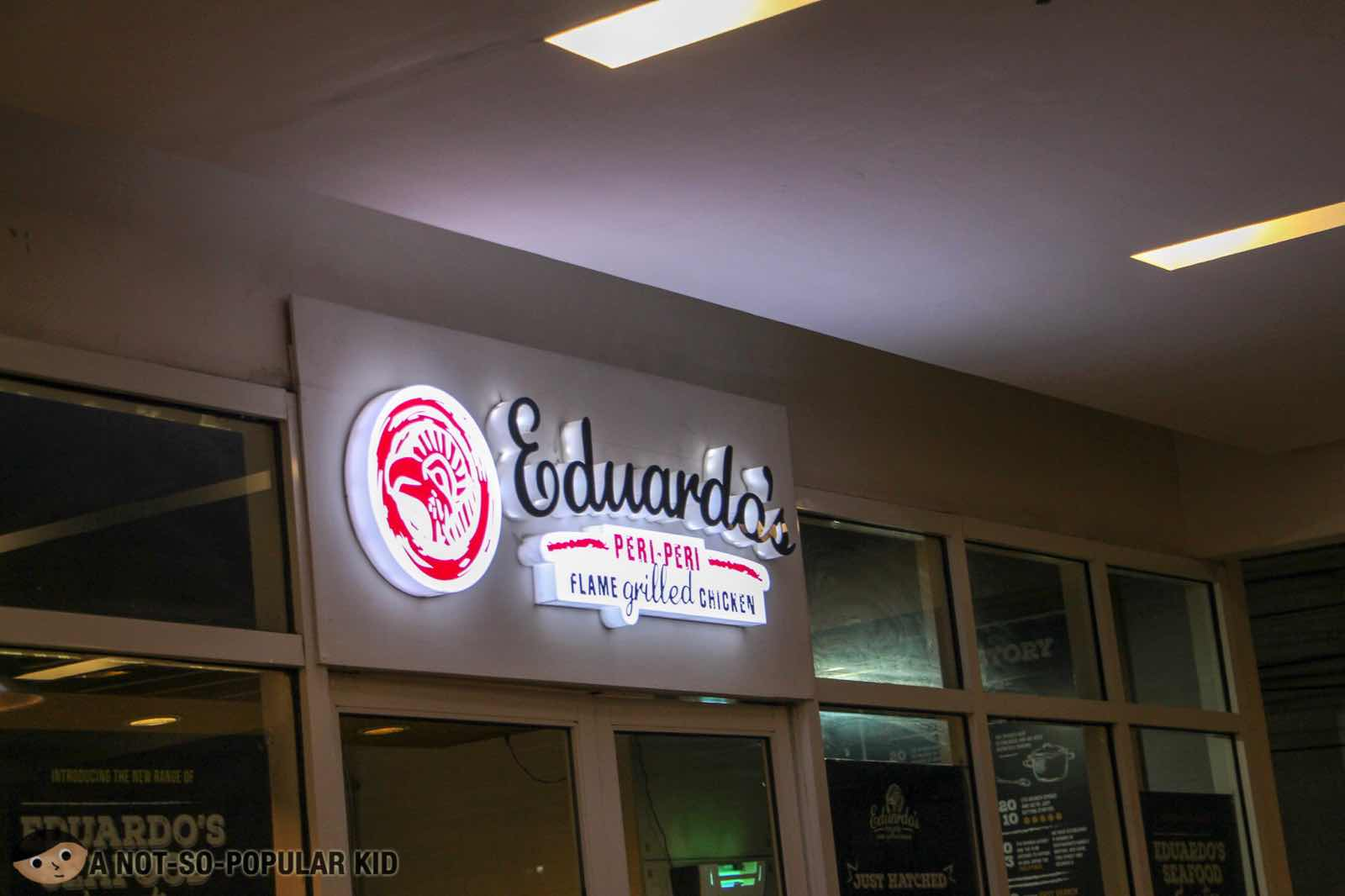 Eduardo's Peri-Peri Flame-grilled Chicken in DLSU